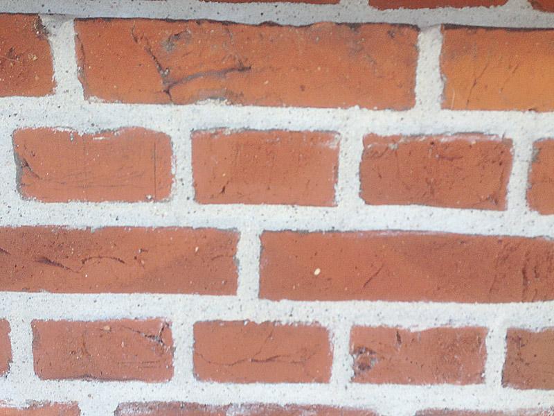 Fugearbejde og udskiftning af fuger i rødt murværk