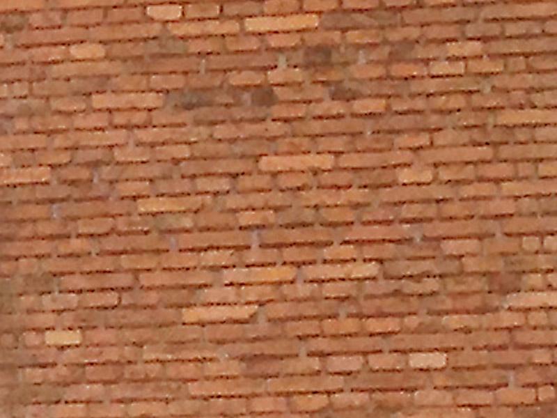 Fugefræsning af rød murstensvæg