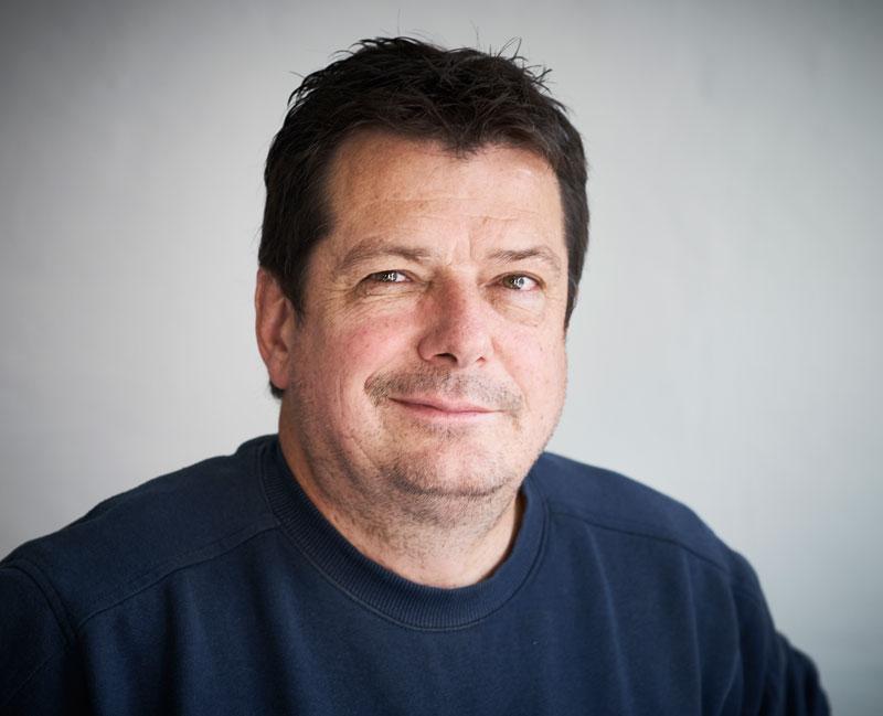 Tommy Pedersen - Direktør i Køge Bugt Facadeentreprise