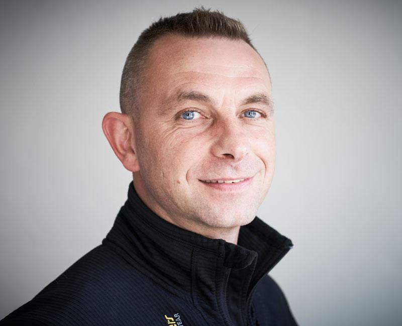 Sebastian Krol - Direktør i Køge Bugt Facadeentreprise